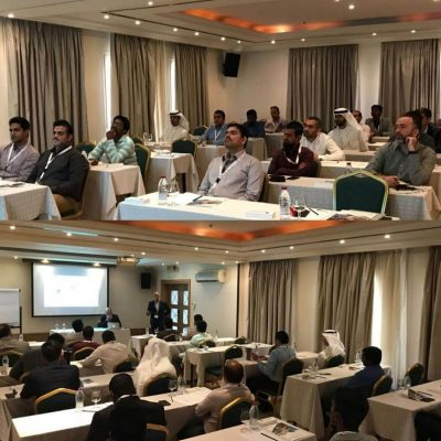 Wonderware SI Day In Doha/Qatar