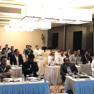 Wonderware SI Day in Riyadh/Saudi Arabia